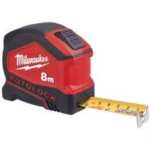 Milwaukee 8m AutoLock Tape Measure