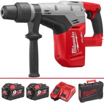 M18CHM-902C M18 FUEL 5kg Class SDS-Max Drilling & Breaking Hammer