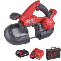Milwaukee M18FBS85-201C M18 FUEL 85mm Compact Bandsaw