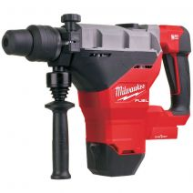 M18FHM-0 M18 One Key FUEL 8kg Class SDS-Max Drilling & Breaking Hammer