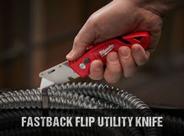 Milwaukee Fastback Knife